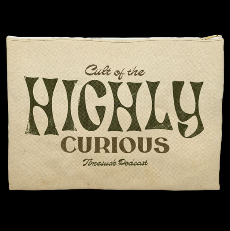 Highly Curious Accessory Pouch