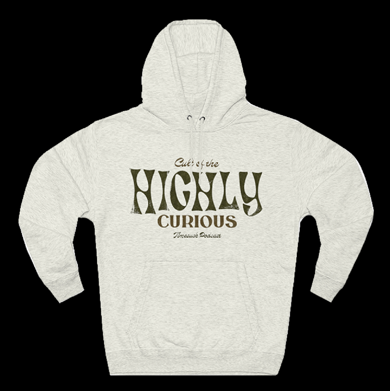 Highly Curious Pullover Hoodie