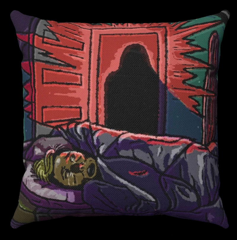 Visitor Pillow