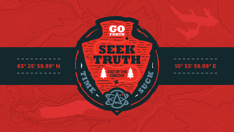 Seek Truth Wallpaper
