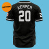 Zapples Baseball Jersey