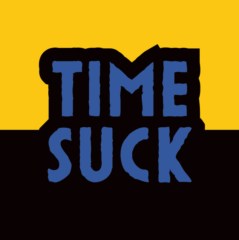 Timesuck Podcast Logo Sticker