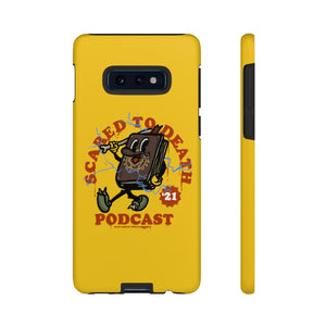Retro Book Phone Case