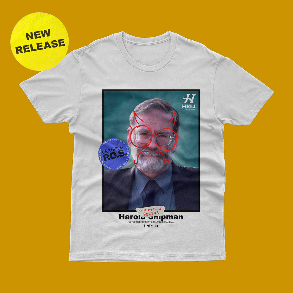 Harold Shipman Yearbook Tee
