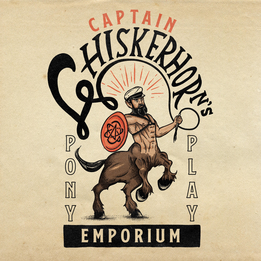 Captain Whiskerhorn Tee