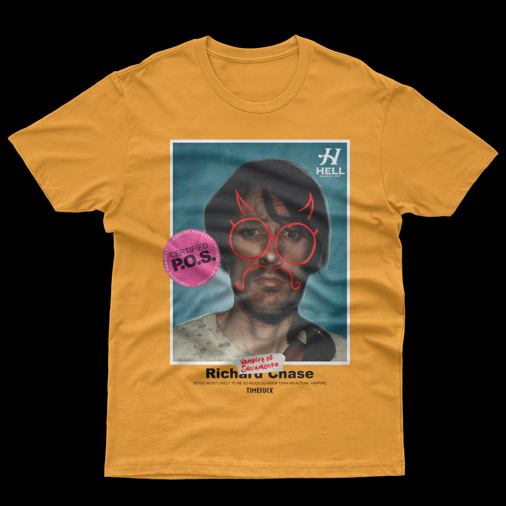 Richard Chase Yearbook Tee