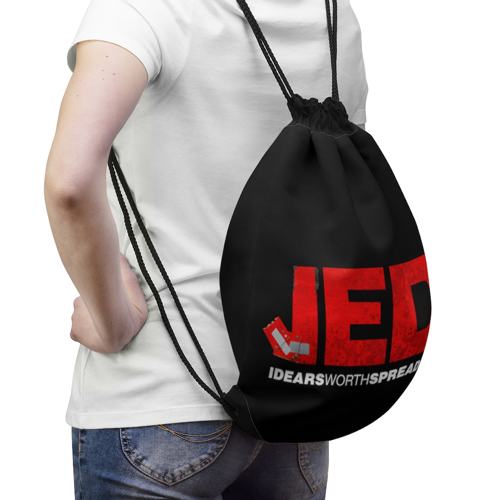Jed Talks Swag Bag