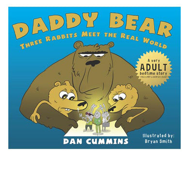 Daddy Bear Book (autographed)