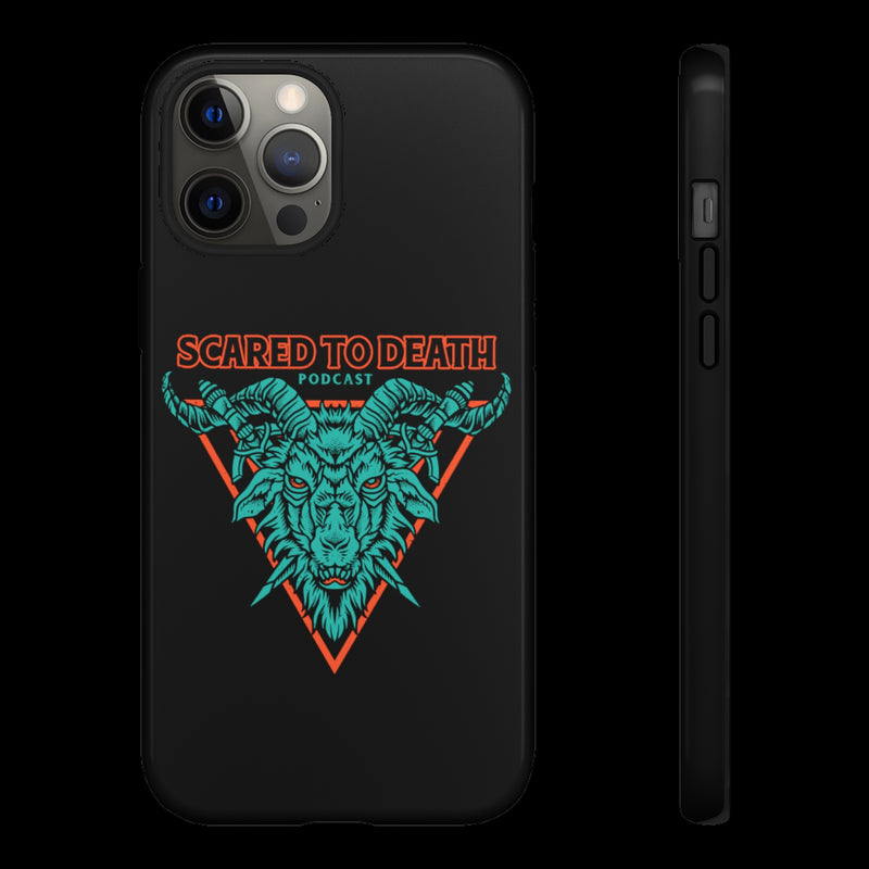 Demon Knight Phone Case