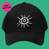 Evil Eye Dad Hat