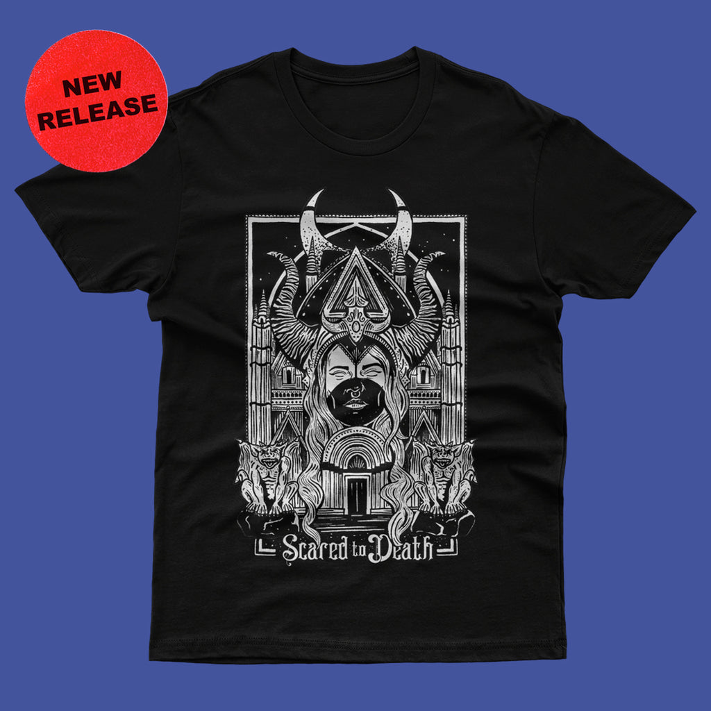 Demon Chapel Tee