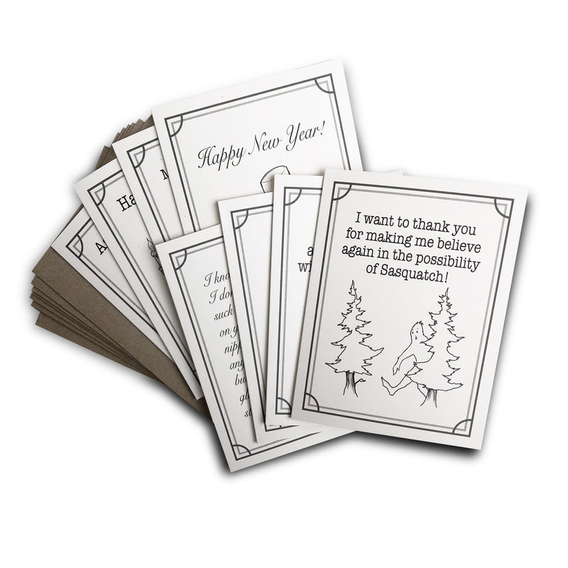 Dan Cummins Greeting Card Set