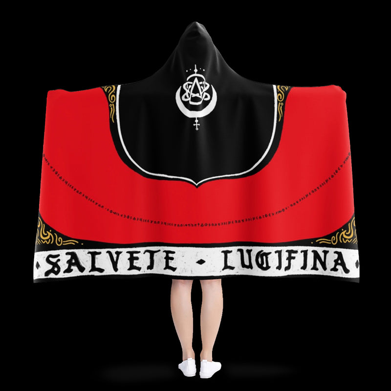 Lucifina's Hooded Towel