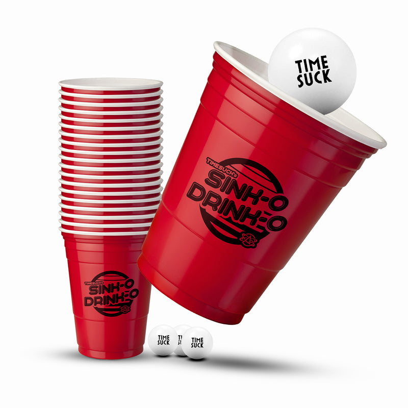 Sink-O Drink-O Beer Pong
