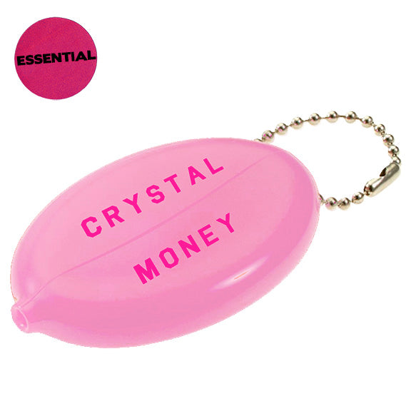 Crystal Money Coin Pouch