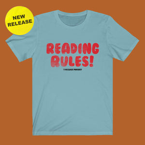 Reading Rules! Tee