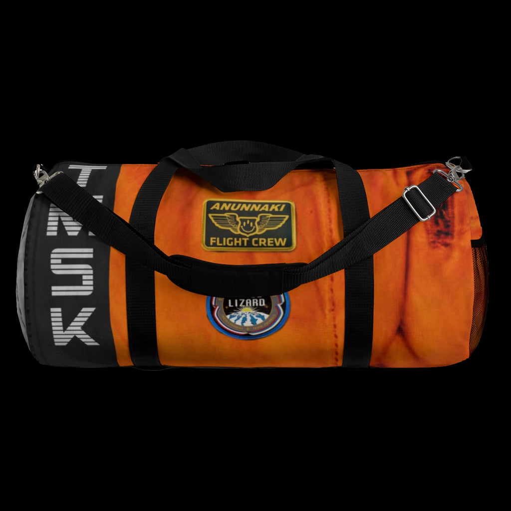 Space Lizard Duffel Bag