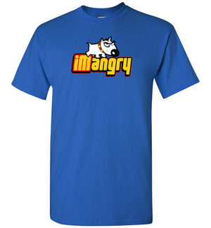 iMangry Boy's Short Sleeve T-Shirt