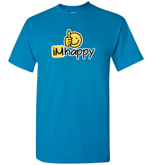iMhappy Boy's Short Sleeve T-Shirt