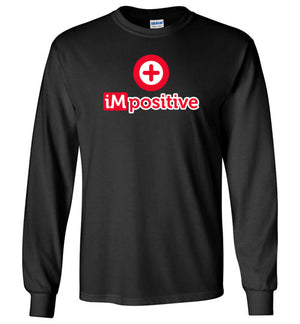 iMpositive Boy's L/S T-Shirt