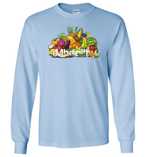 iMhealthy Girls L/S Tee