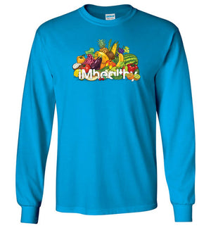 iMhealthy Boy's L/S T-Shirt