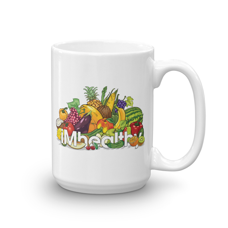 iMhealthy Drink Mug