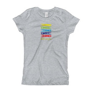 iMhangin Girl's Short Sleeve T-Shirt