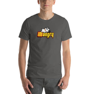 iMangry Men's Short Sleeve T-Shirt