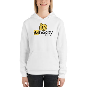 iMhappy Women's Pull Over Hoodie