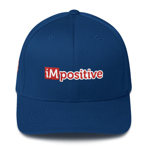 iMpositive Structured Twill Cap