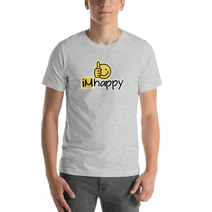 iMhappy Men's Short Sleeve T-Shirt