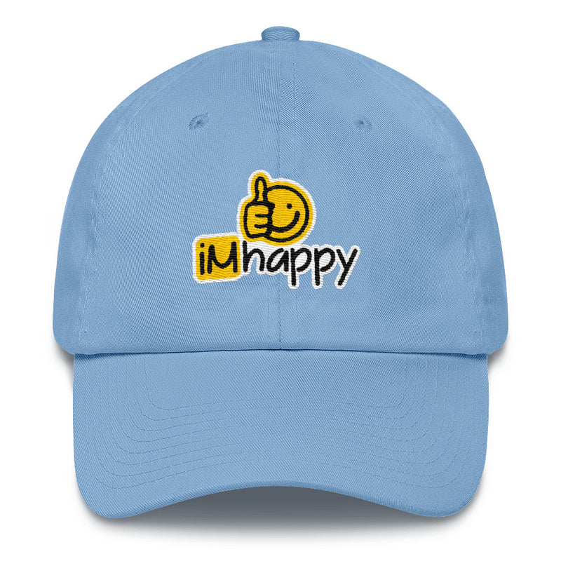 iMhappy Cotton Cap