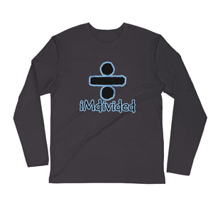 iMdivided Men's L/S Fitted Tee