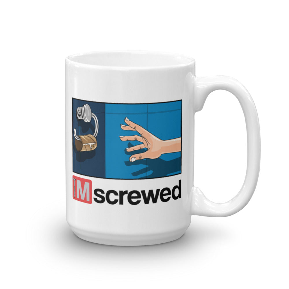 iMscrewed Drink Mug