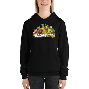 iMhealthy Women's Pull Over Hoodie