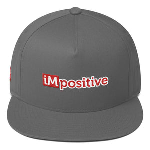 iMpositive Flat Bill Cap