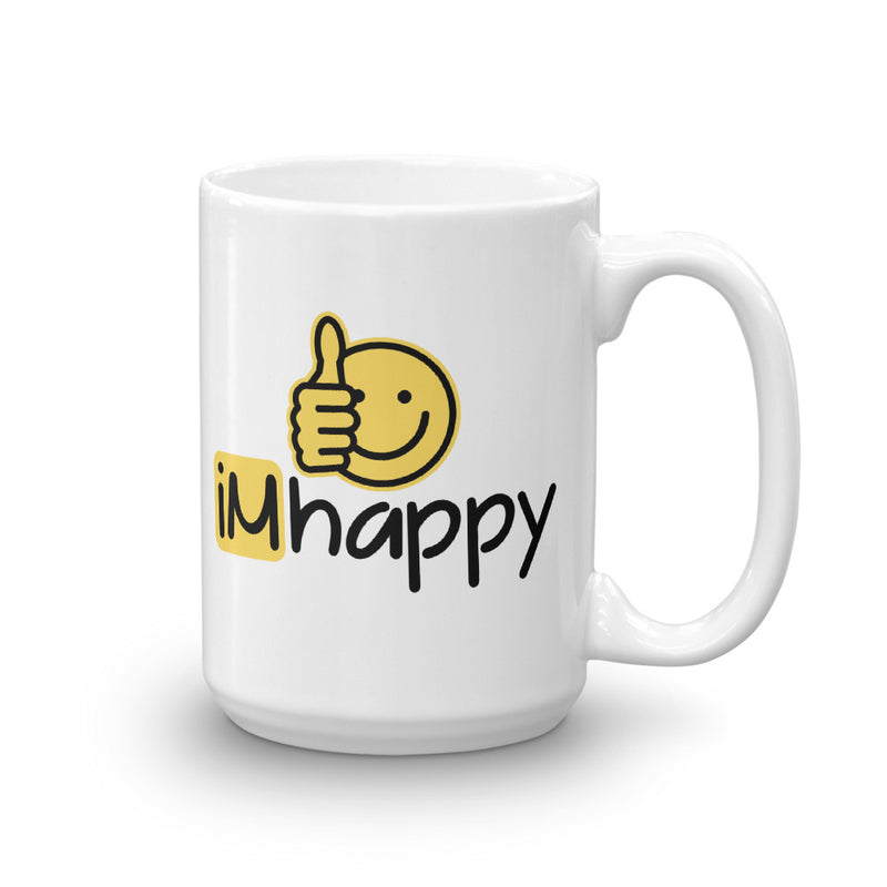 iMhappy Drinking Mug