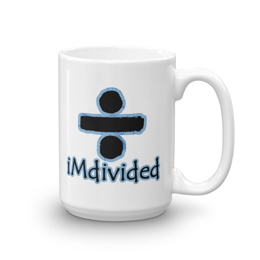 iMdivided Drink Mug