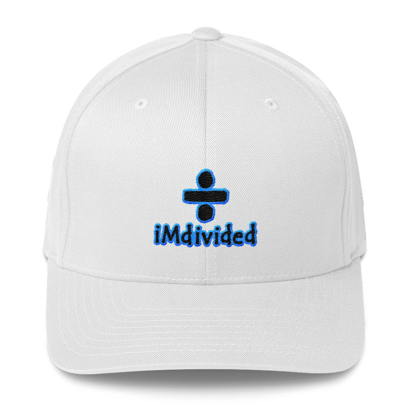 iMdivided Structured Twill Cap