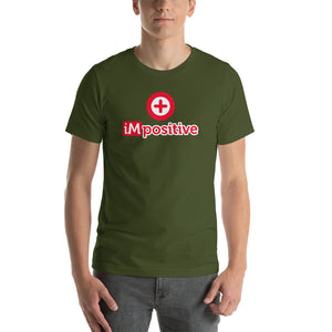 iMpositive Men's Short Sleeve T-Shirt