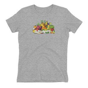 iMhealthy Women's Boyfriend Tee