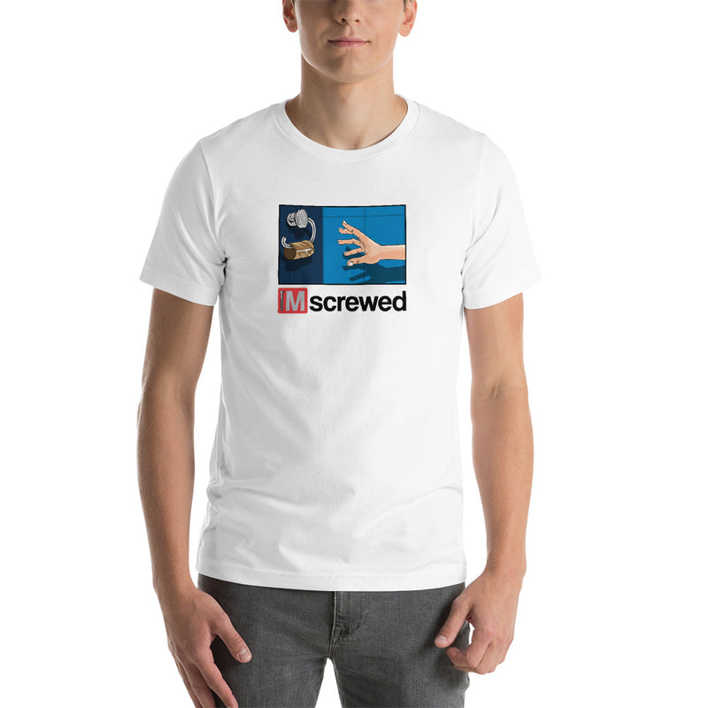 iMscrewed Men's Short Sleeve T-Shirt
