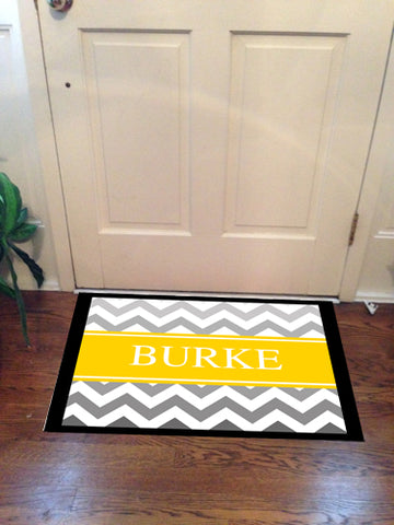 Custom Company Logo Doormat Rug - Multiple Sizes Available - Libby and Dot Collections