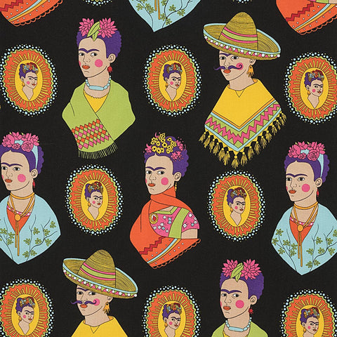 New Frida Fabrics have arrived