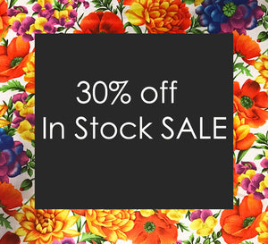 IN STOCK SALE 30% OFF
