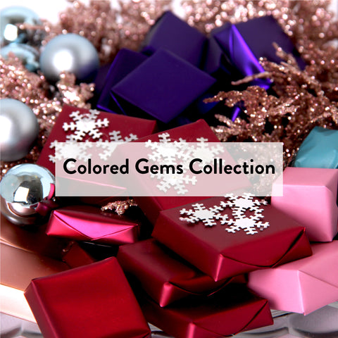 Colored Gems Collection