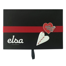 Load image into Gallery viewer, Gray & Red Love Chocolate Box