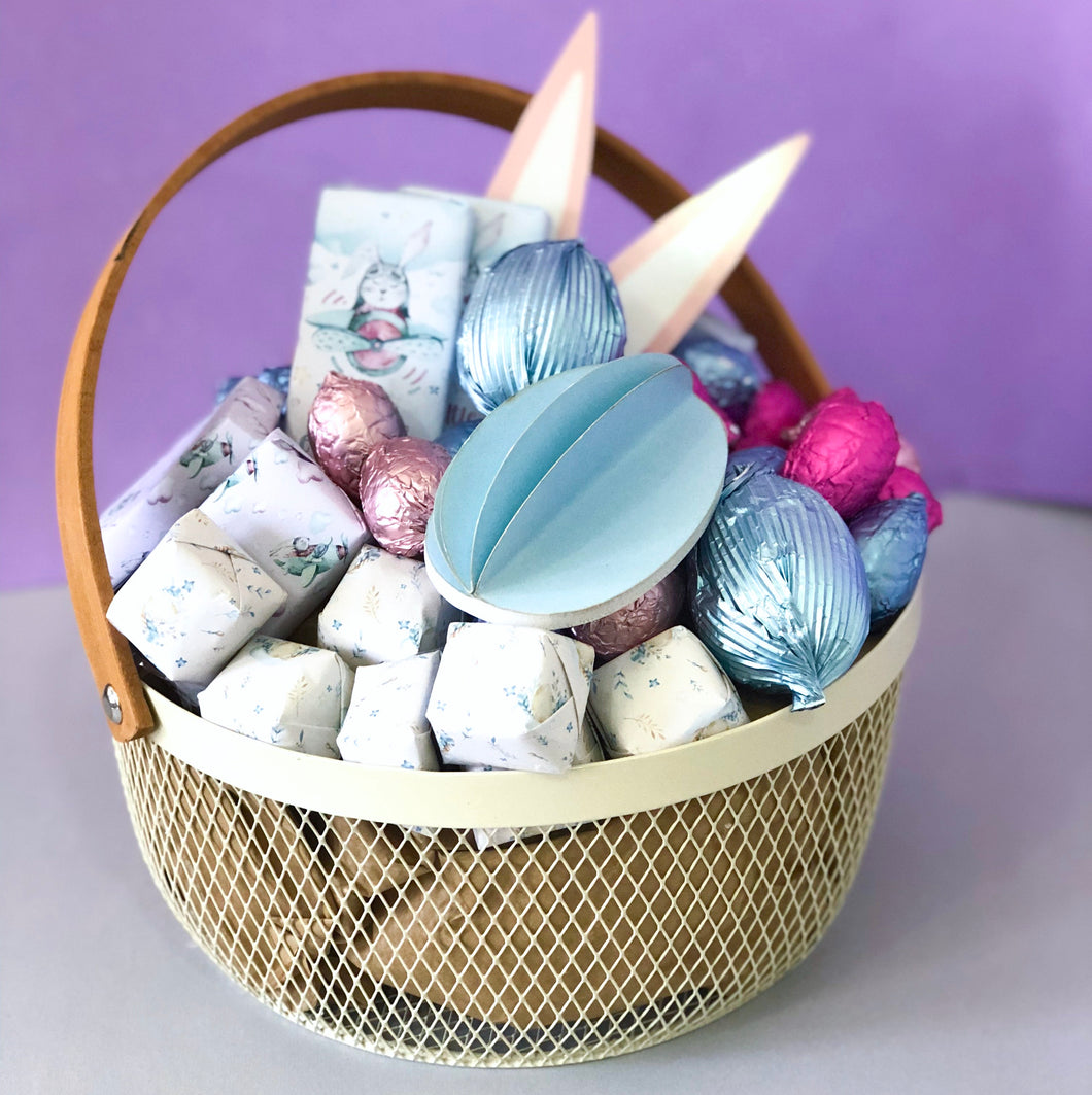 Metal Easter Basket