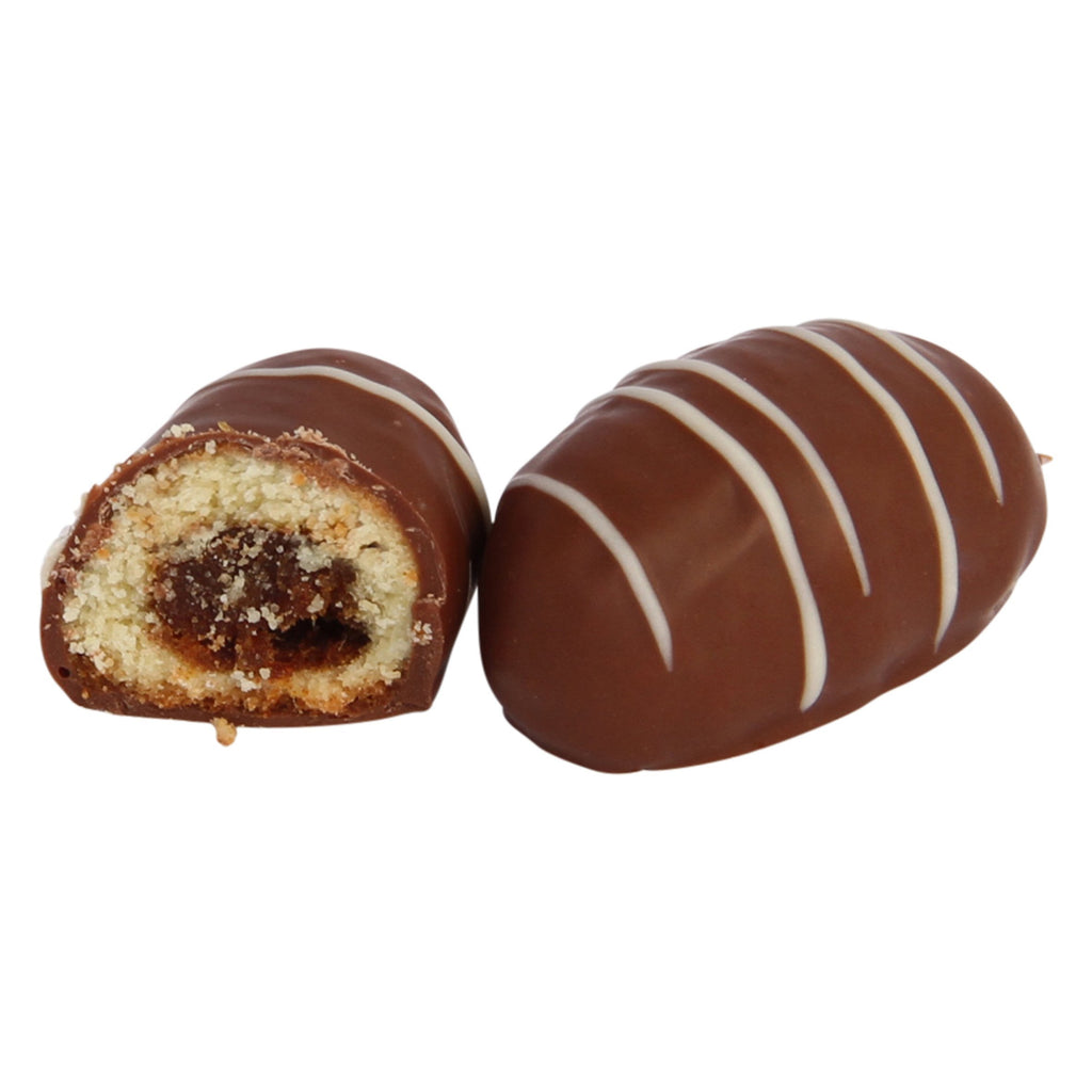 Maamoul Dipped in Chocolate